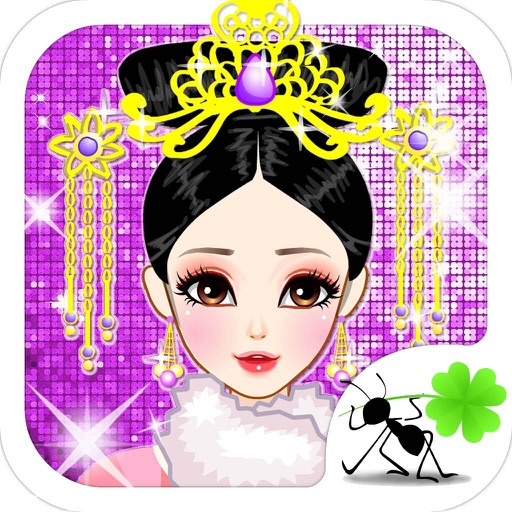 Ancient Royal Princess - Girls Fashion Salon Games iOS App