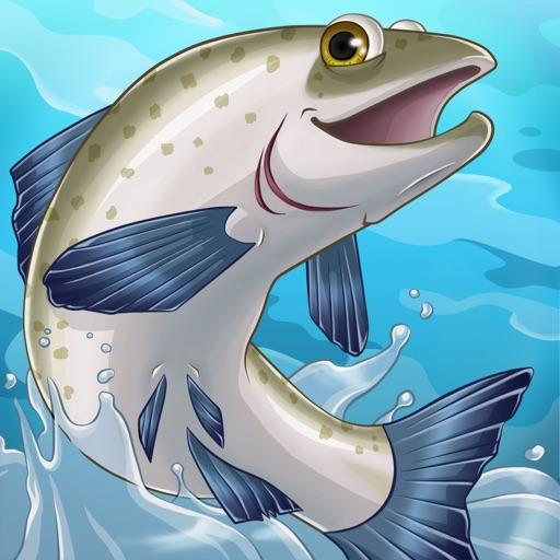 Salmon Race - Плывите и побеждайте!
