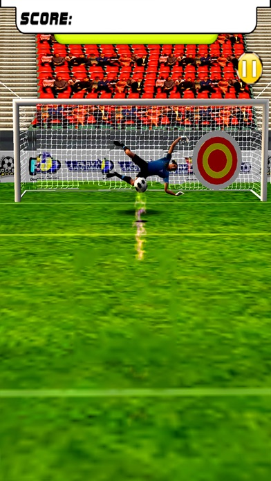 Ultimate Football: Penalty Kicks FreeСкриншоты 5
