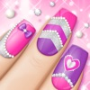 Giochi di Disegni per Unghie di Moda: Salone di Bellezza e Manicure per Ragazze