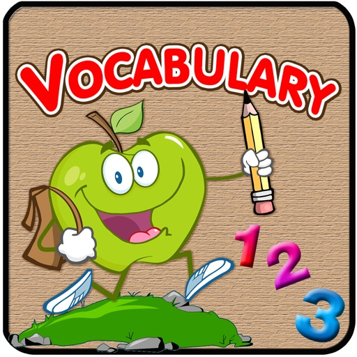 Preschool and kindergarten : Learn English Vocabulary :: learning games for kids - Easily - free!! iOS App