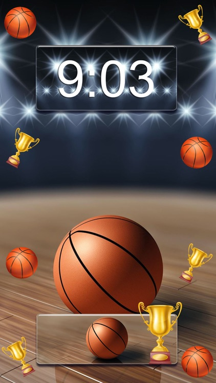 Basketball Wallpaper Hd Custom Sport Backgrounds Maker With Cool Ball Lock Screen Themes By Vladimir Marjanovic