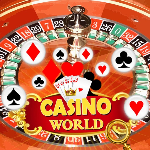 Casino World - Hidden Object iOS App