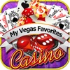 My Vegas Favorites Casino - Free Classic Slots Machine, Video Poker X, Blackjack and Old Roullete