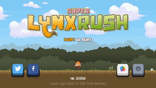 Super Lynx Rush Screenshot