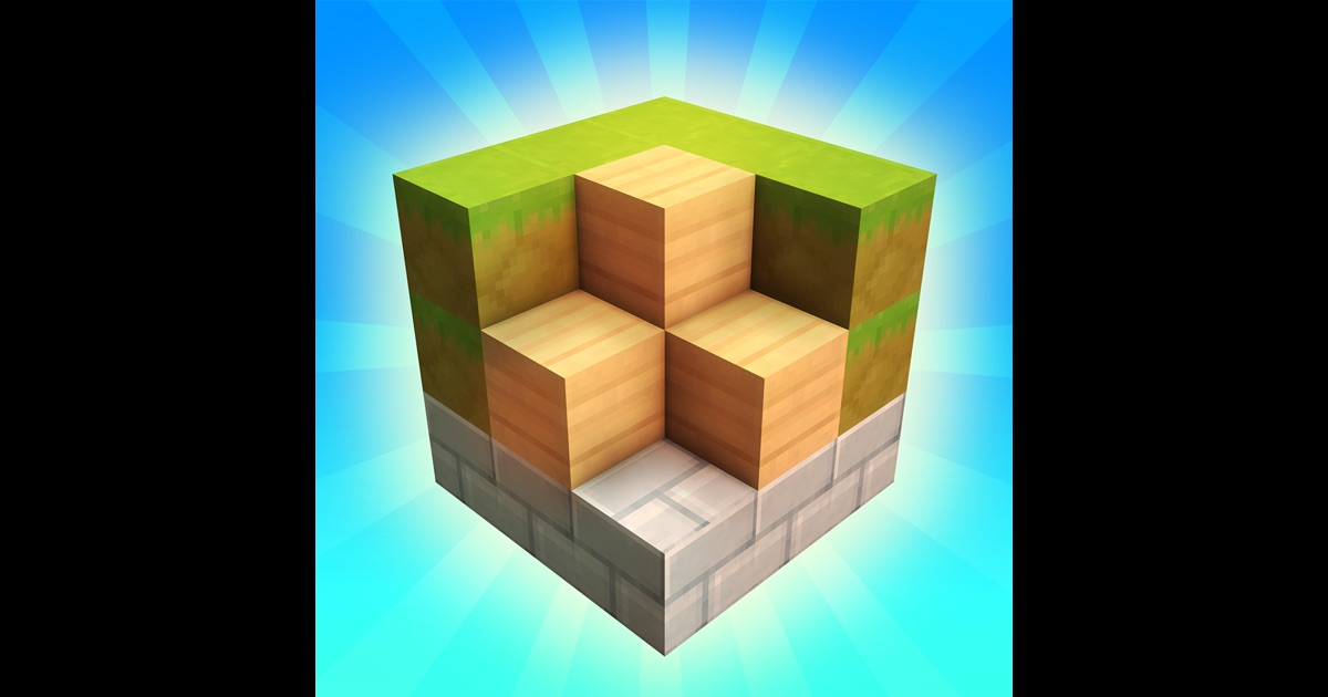 Block craft 3d city building simulator by fun games for for House construction app