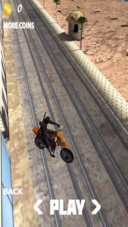 Ninja Racer Free Bike Rider Game By Bram Smit