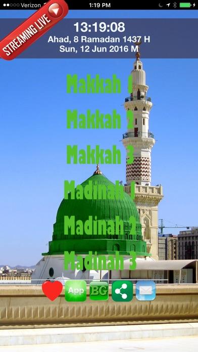 Mecca Madinah Live iPhone