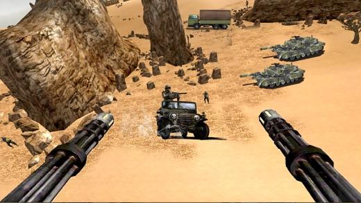 Military Gunship Strike : Helicopter Battle Attack Free Screenshot