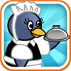 Penguin Diner Dash:Restaurant Story - New Free Cooking Management Simulater  Game