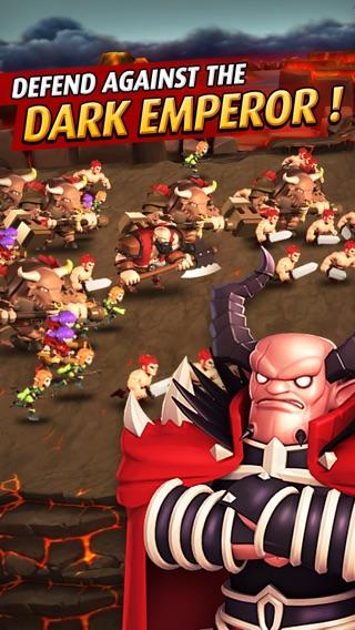Troops Clash : Battle of War Screenshot