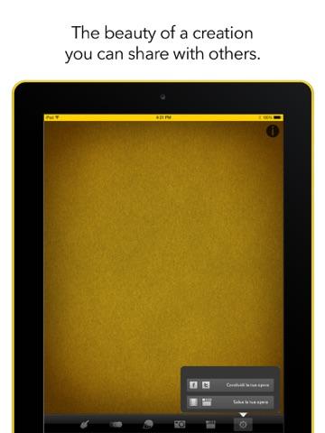 Eni sandartist for iPad screenshot 3