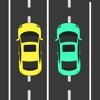 Two Cars - Traffic Race