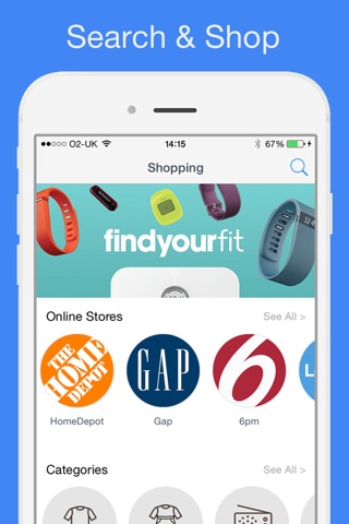QR Reader for iPhone screenshot 4