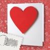 愛問候卡採集 - 發送浪漫電子賀卡, 信函和名信片
