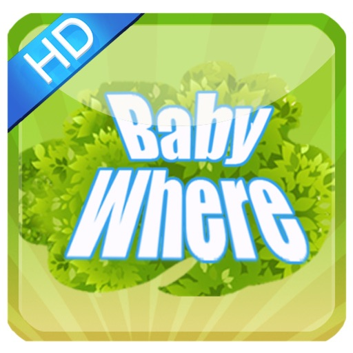 Baby Where - best free Educational game for kids,children addition,baby counting,learn abc,learn country iOS App