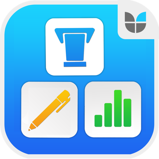 Bundle for iWork - Templates for Pages, Keynote, Numbers