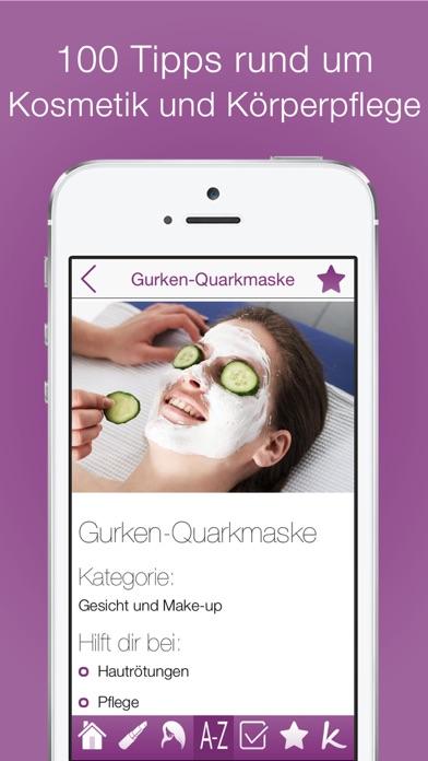 100 Tipps rund um Kosmetik PRO Screenshots