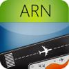 Stockholm Arlanda Airport (ARN) Flight Tracker Scandinavian Sweden Skavsta Bromma