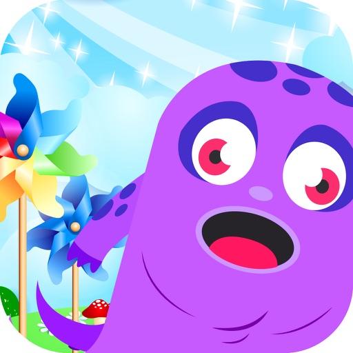 Little Space Invader of Alien Monster Slot Edition iOS App