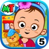 My Town : Daycare Appar för iPhone / iPad