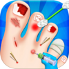 Nail Surgery - foot surgeon simulator