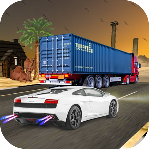 Super Real Car Speed Racer 3D New Edition iOS App