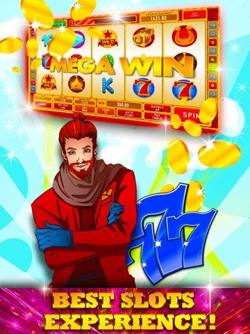 Trendy Young Slots: Be the most fabulous digital coin gambler and win promo bonuses-ipad-0