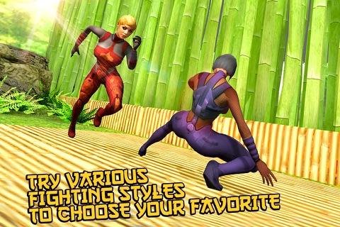 Ninja Revenge: Kung Fu Fighting Full screenshot 2