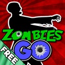 Zombies GO! Fight The Dead Walking Everywhere with Augmented ...