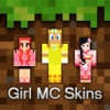 Girl Skins Collection - Pixel Texture Exporter for Minecraft Pocket Edition Lite