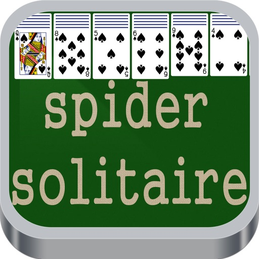 Spider Solitaire In Cards iOS App