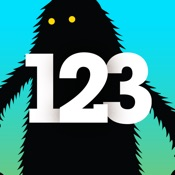 怪兽数数 – 孤独毛怪123:The Lonely Beast 123 [iOS]