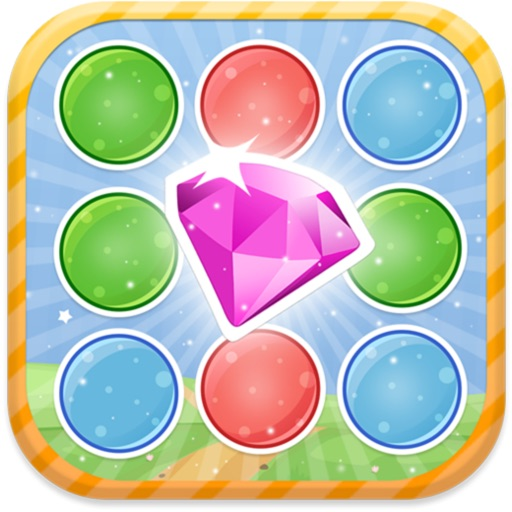 Magic Jewels Hunter Puzzle iOS App