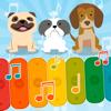 Xilófono para bebés - Juego educativo para aprender las notas y sonidos musicales