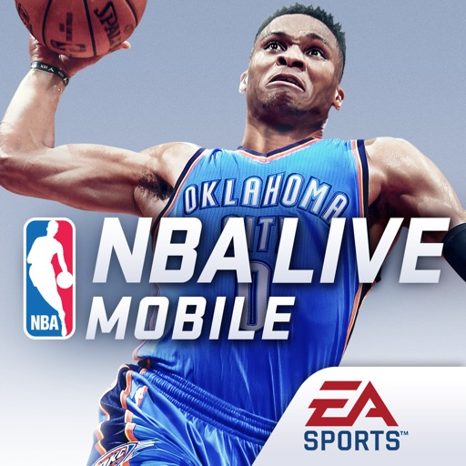 Download NBA LIVE Mobile free for iPhone, iPod and iPad