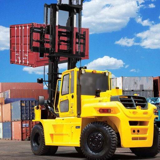 Fork Lift Operator : Forklift operator simulation by jolta technology limited
