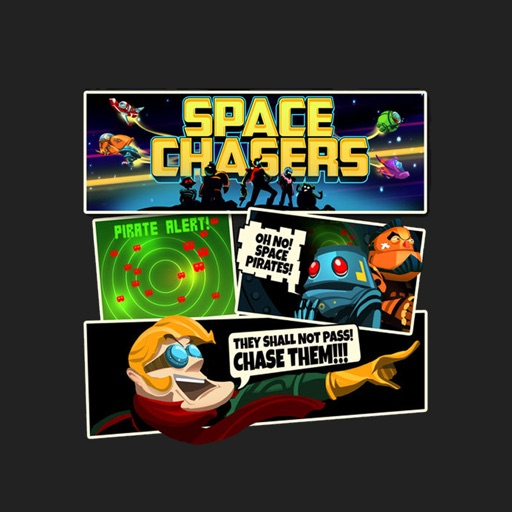 Space Chasers iOS App
