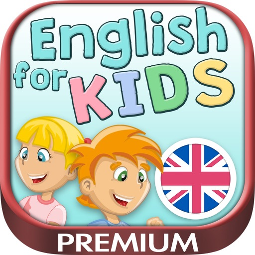English learning for kids Vocabulary and Games - Premium iOS App