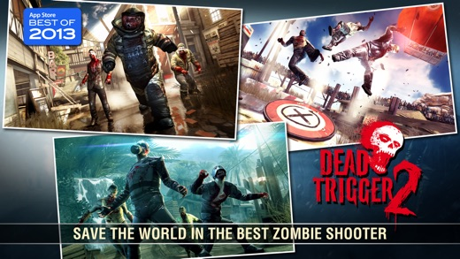 Dead Trigger 2 Zombies Shooter Screenshots