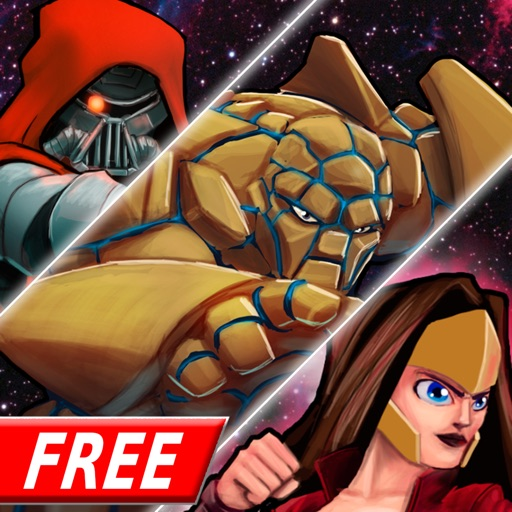 Superheros 3 Free Fighting Games iOS App