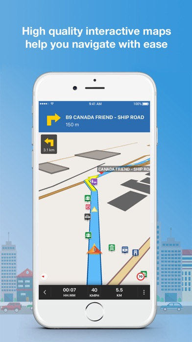 download Galactio LK GPS Navigation & Maps apps 3