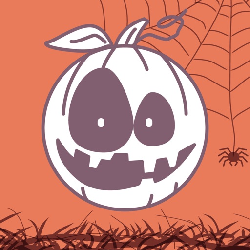 Halloween Jumping Pumpkin iOS App