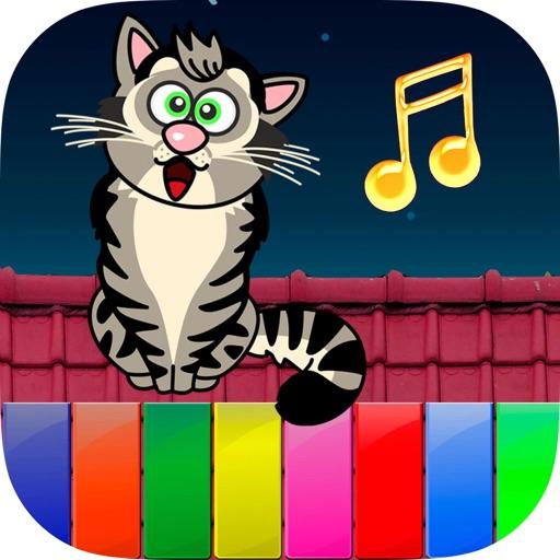Пианино Животные. Детские игры для детей и малышей