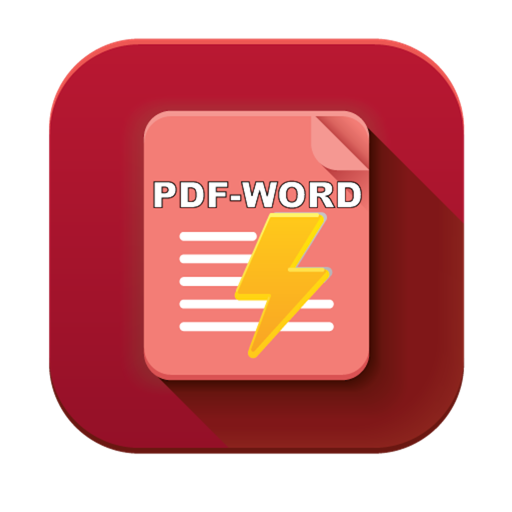 PDF To MS Word Converter