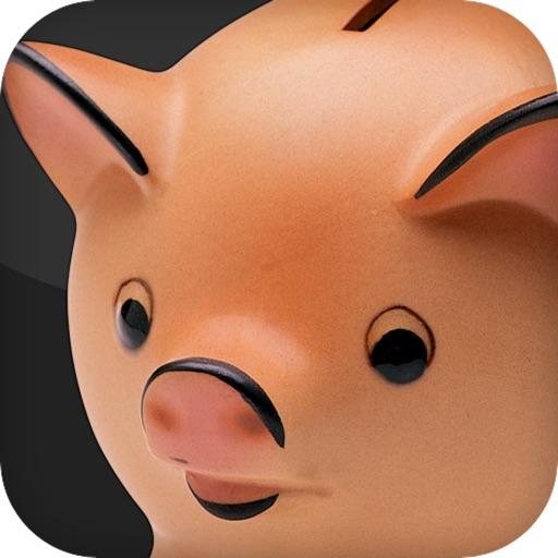 PocketMoney - 账本, 预算, 消费记录