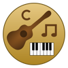 Chromatic Instrument Tuner (Guitar, Violin, Piano) 앱 아이콘 이미지