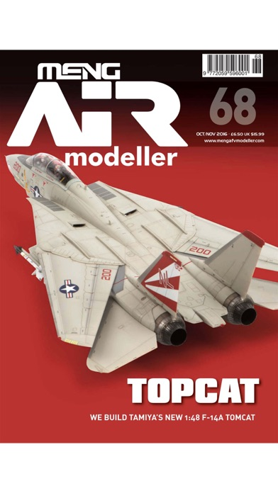 Meng Air Modeller review screenshots