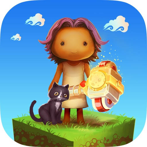 Aurora - Puzzle Adventure by Silverback Games icon