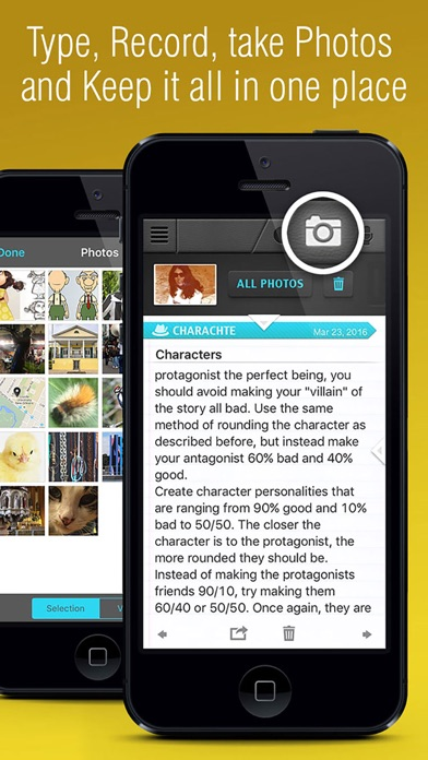 download Writer: Write A Book, write a story appstore review